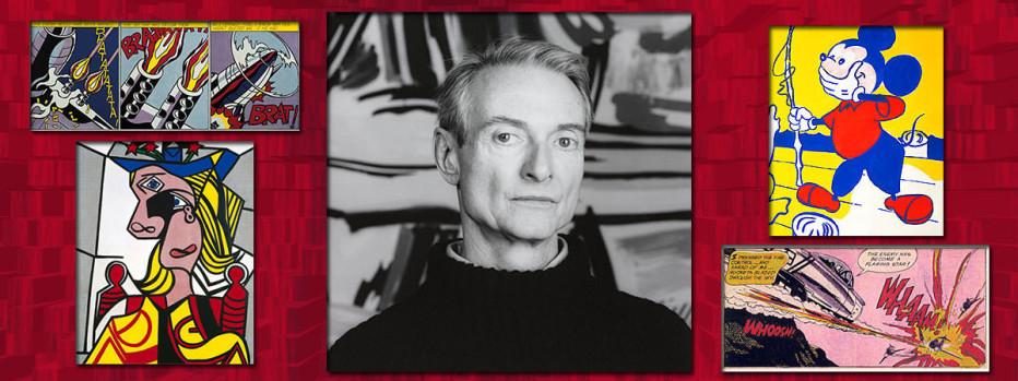 Roy Lichtenstein | 10 Interesting Facts About The Pop Artist