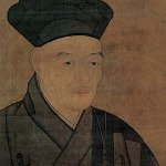 Self-Portrait of Sesshu Toyo