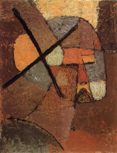 Struck From The List by Paul Klee