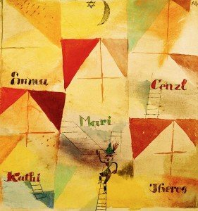 The Bavarian Don Giovanni by Paul Klee