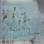 Twittering Machine by Paul Klee
