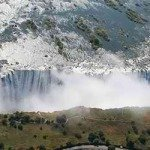 The Spray of Victoria Falls