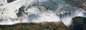 The Spray of Victoria Falls