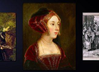 Anne Boleyn Facts Featured