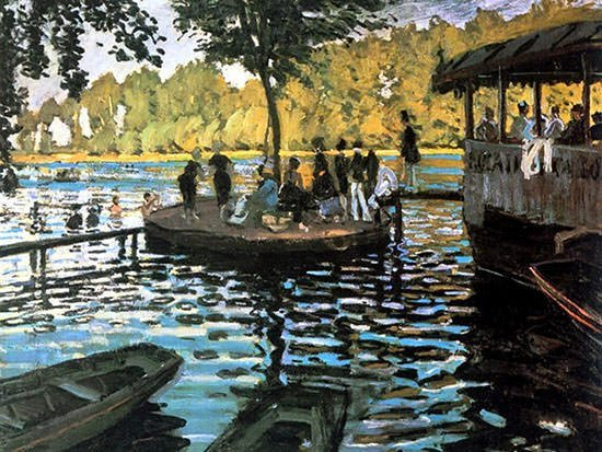 10 Most Famous Paintings by Claude Monet | Learnodo Newtonic