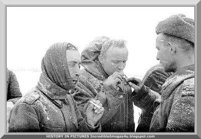 German POWs - World War II