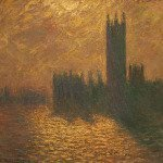 Houses of Parliament (Stormy Sky)