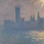 Houses of Parliament (Sunlight Effect)
