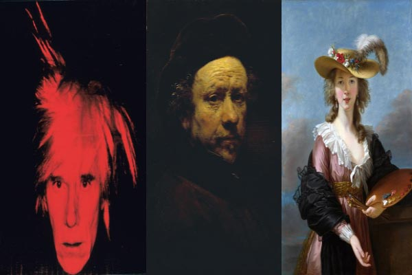 Famous Self Portraits