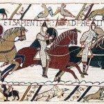 Battle of Hasting depiction
