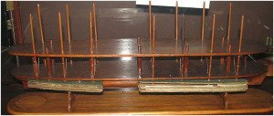 Patent Model of Abraham Lincoln's invention