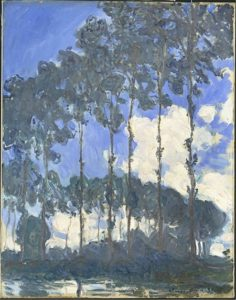 Poplars on the River Epte