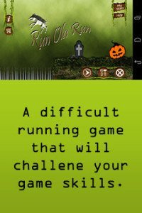 Run Ola Ad Slide