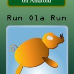Run Ola Run Icon Slide