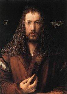 Self-Portrait at 28 (1500)