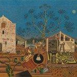 The Farm (1921-22) by Miro