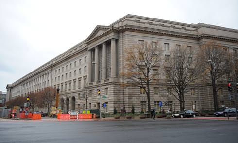 IRS in Washington DC