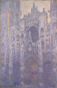Rouen Cathedral in Morning Light, 1894
