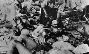 Hiroshima Bombing Victims