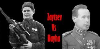 Simo Hayha Vs Zaytsev