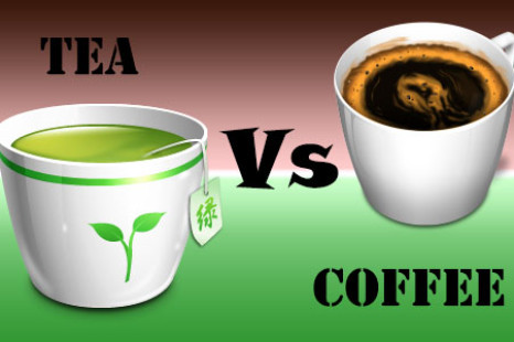 Tea Versus Coffee