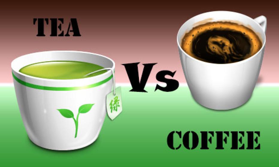 Tea Versus Coffee