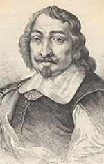 Samuel de Champlain Depiction