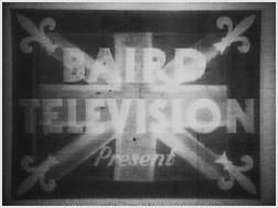 Early television broadcast