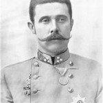 Franz Ferdinand in Uniform