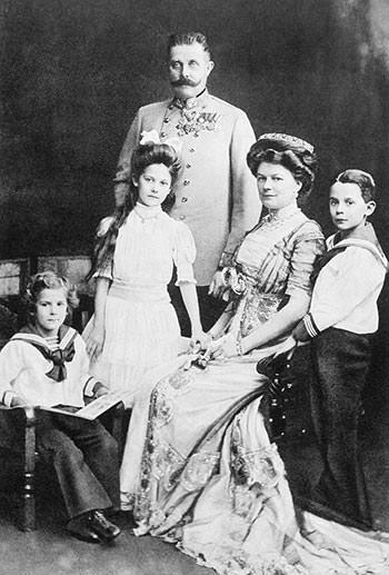 Family of Franz Ferdinand