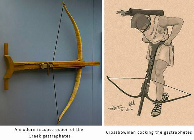 10 Prominent And Incredible Weapons Used by Ancient Greeks ...