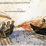 Greek Fire - Mystical ancient weapon