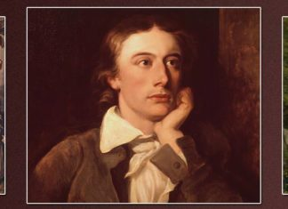 John Keats Famous Poems Featured