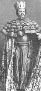 Nikolai Massalitinov as Claudius