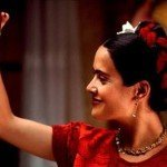Salma Hayek as Kahlo in Frida
