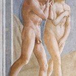 Expulsion from the Garden of Eden (1425) - Masaccio