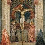 Holy Trinity (1428) - Masaccio