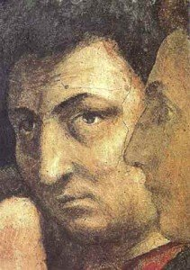Masaccio - Self Portrait