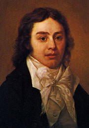 Samuel Taylor Coleridge Portrait