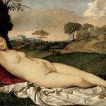 Sleeping Venus (1510) - Giorgione