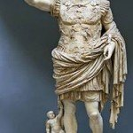 Statue of Octavian or Augustus