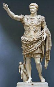 Statue of Octavian or Augustus