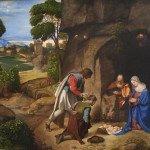 The Adoration of the Shepherds (1505) - Giorgione