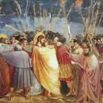 The Kiss of Judas (1306) - Giotto