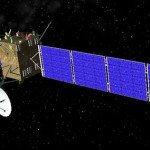 Model of the Rosetta Spacecraft
