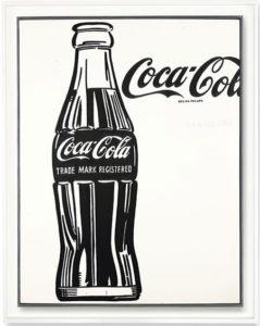 Coca Cola (3) (1962) - Andy Warhol