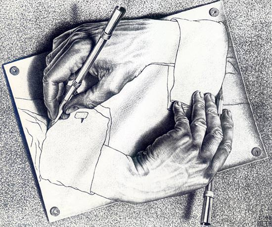 Circle Limit III (1959) - M.C. Escher