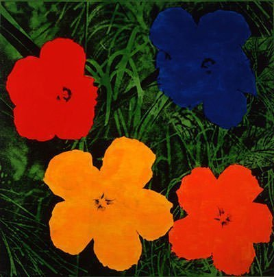 Flowers (1964) - Andy Warhol