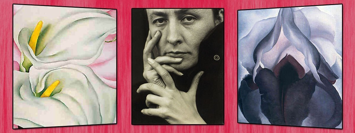 Georgia O'Keeffe | 10 Facts On The Famous American Artist | Learnodo