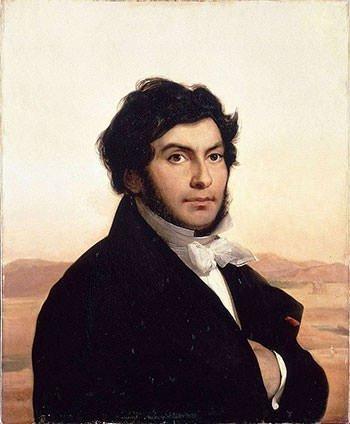 Jean Francois Champollion Portrait